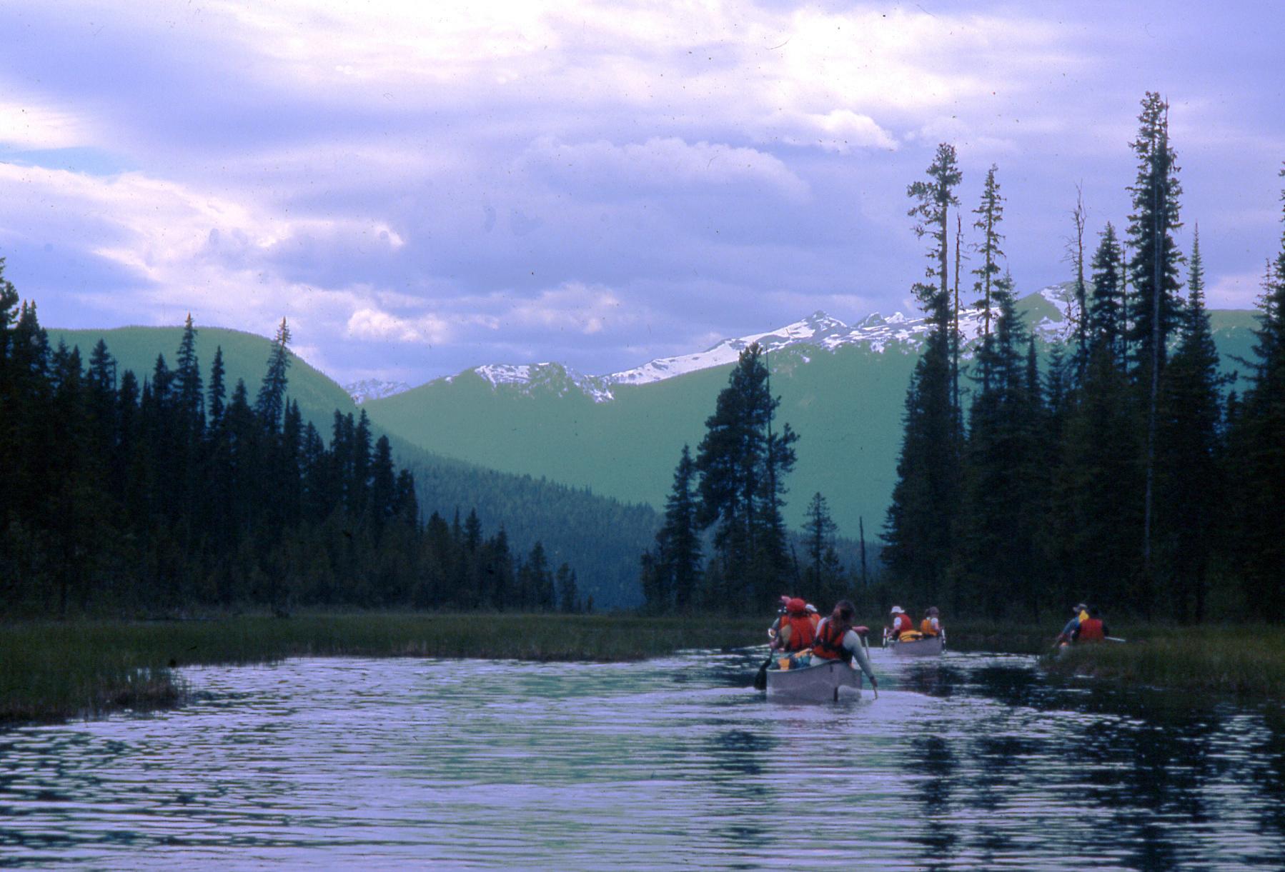 bowron lakes circuit