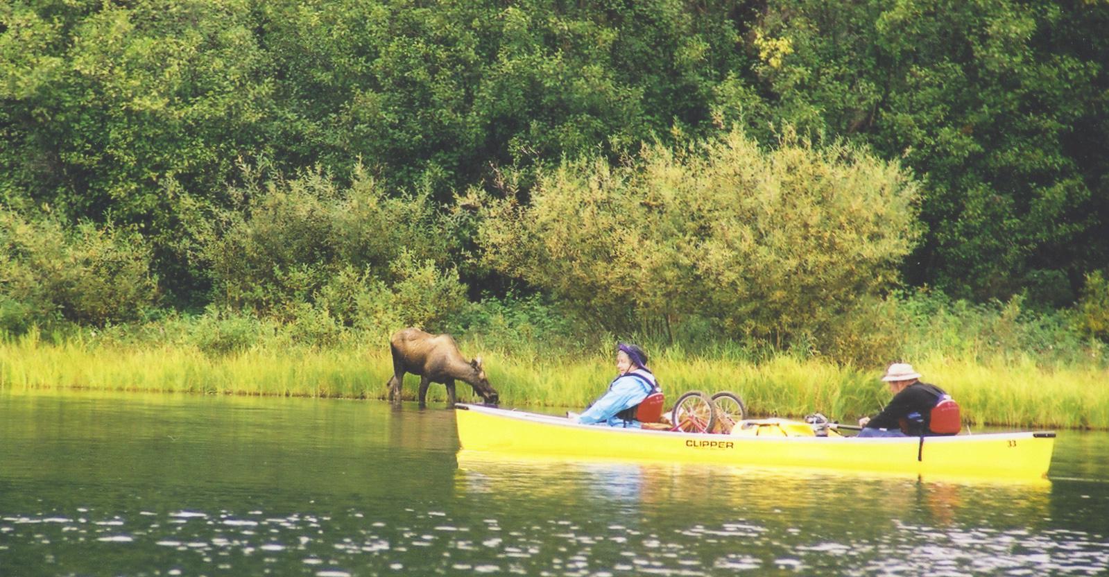 bowron lakes guided